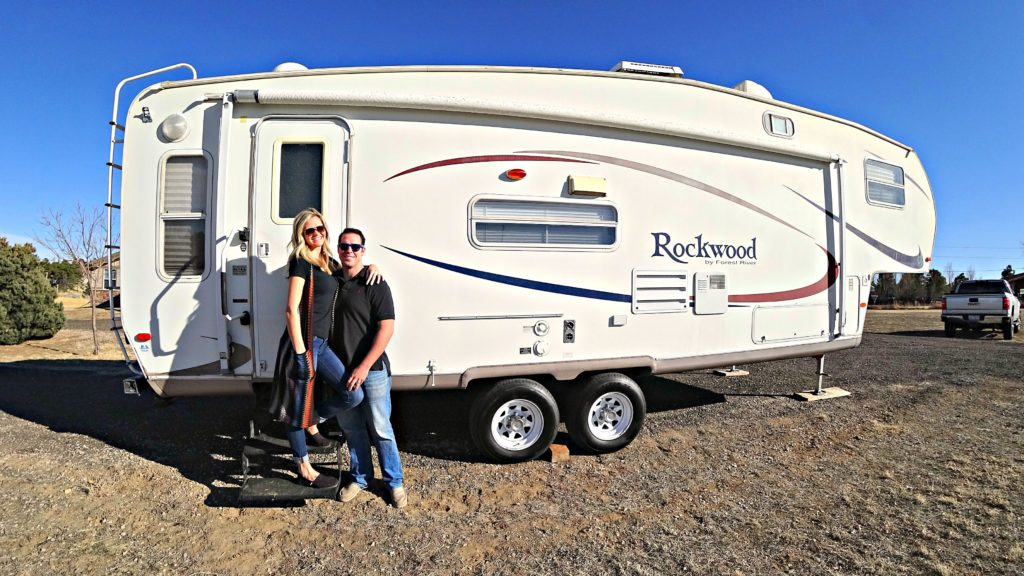 2005 forest river rockwood fifth wheel