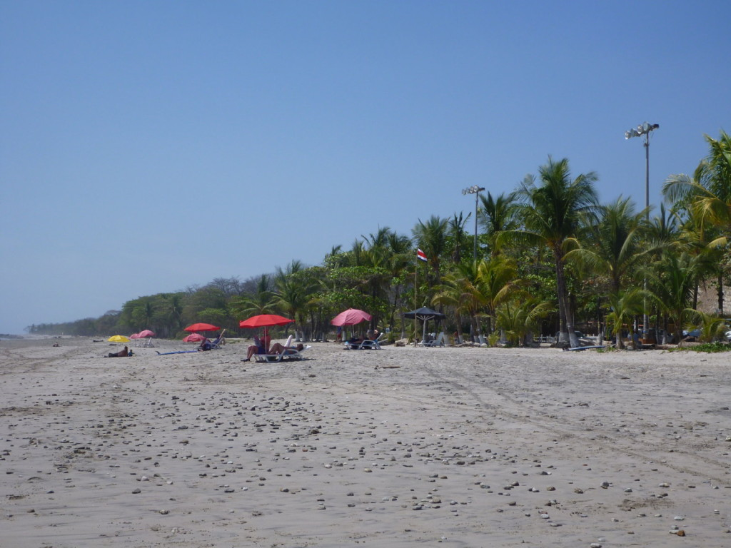 Beautiful Playa Santa Teresa