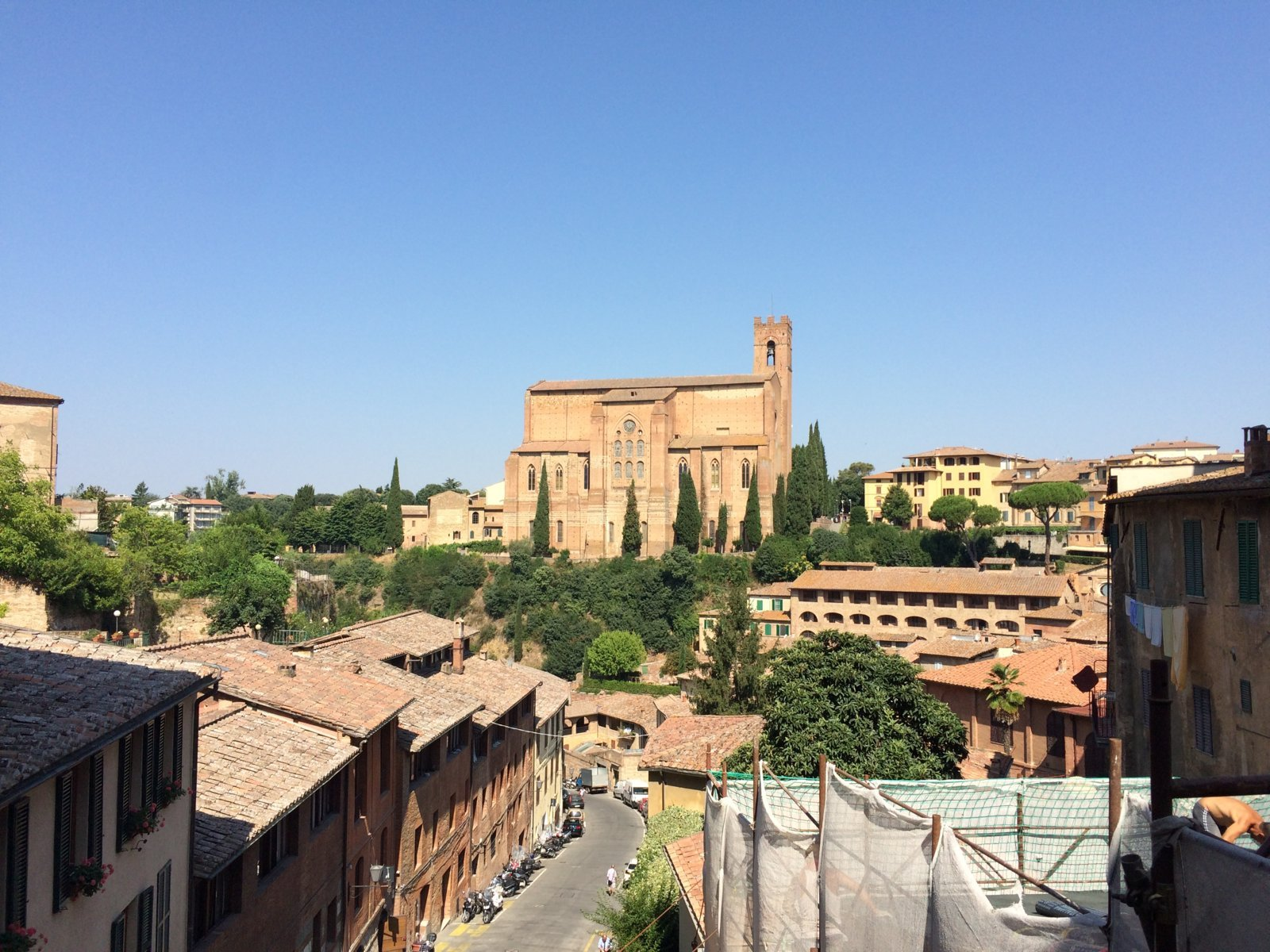 S Agostino Siena Italy