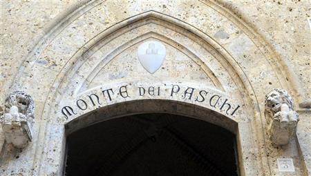 Monte dei Paschi The worlds oldest bank