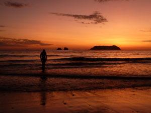Manuel Antonio, CR Sunset