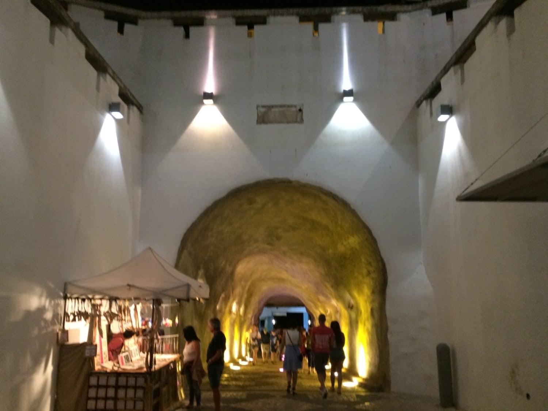 Albufeira Tunnel