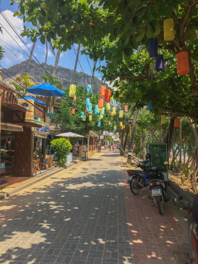 Au Nang Krabi Thailand