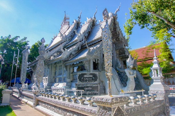 Wat Sri suphan: Chiang Mai's Silver Temple