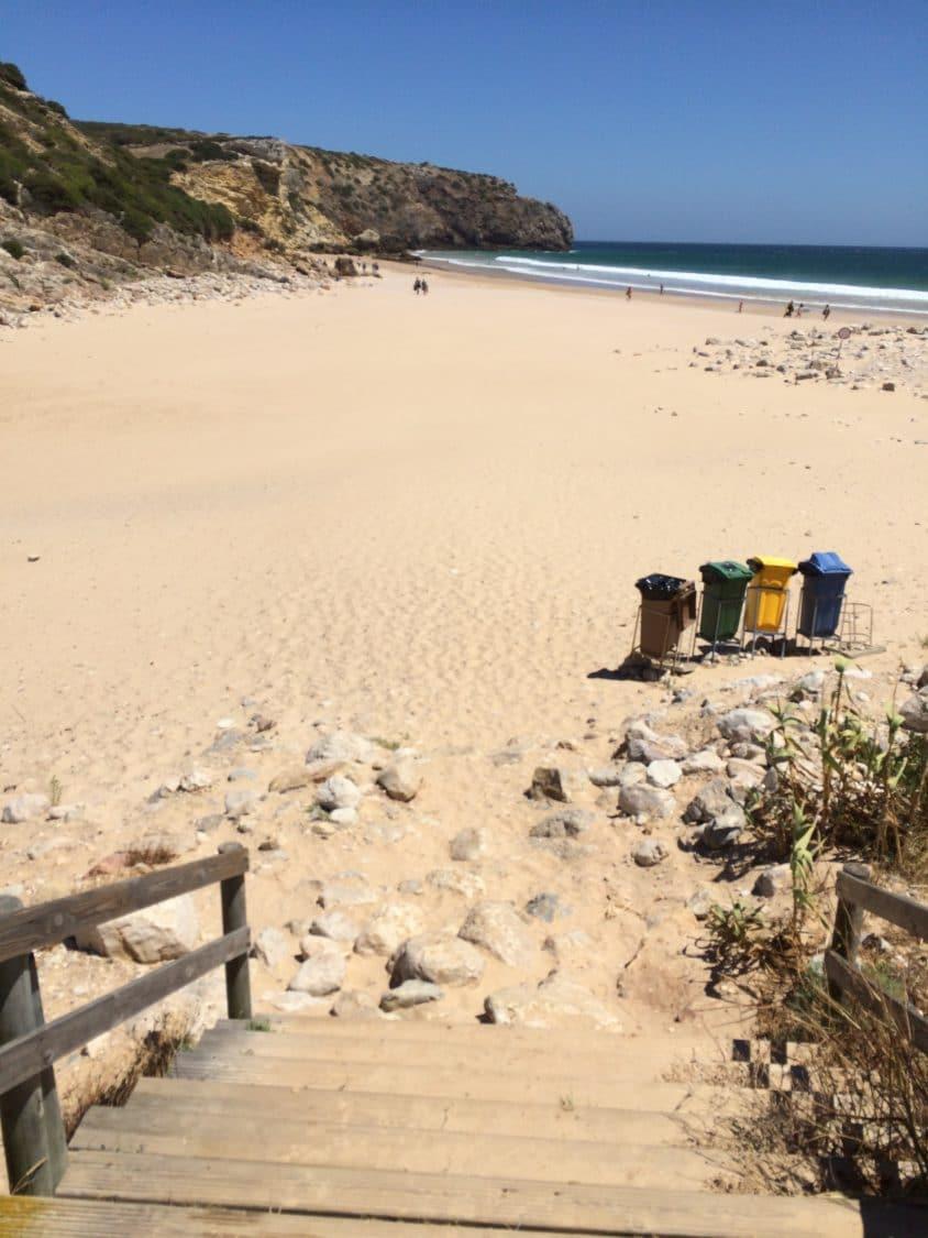 Praia Zavial