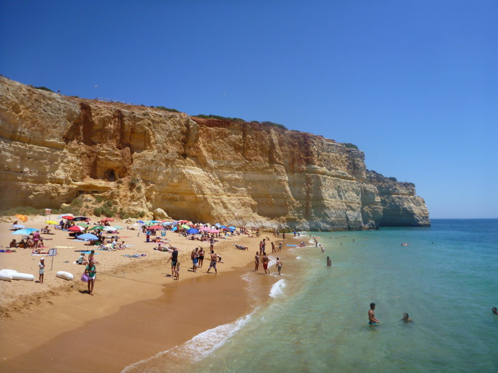 Praia Benagil