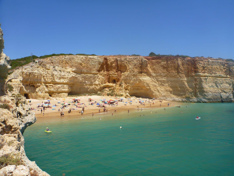 Beautiful Benagil Beach