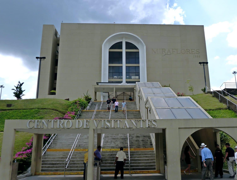 Miraflores visitor center panama city