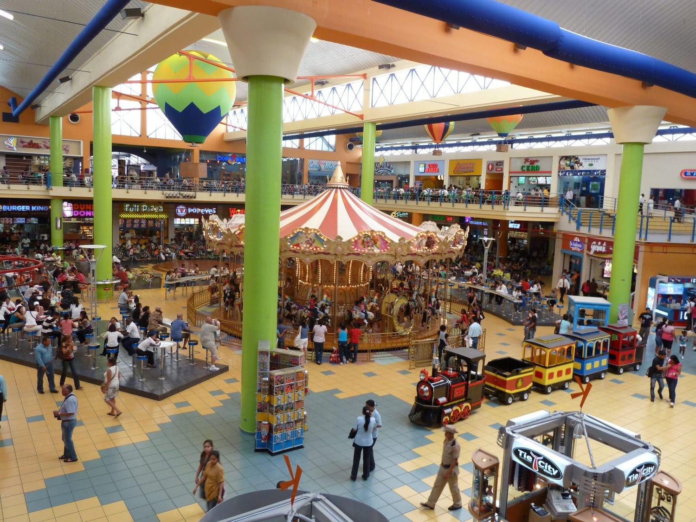 Carousel at Albrook Mall