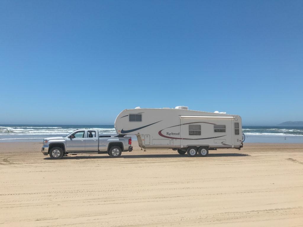 Pismo Beach Oceano Dunes camping