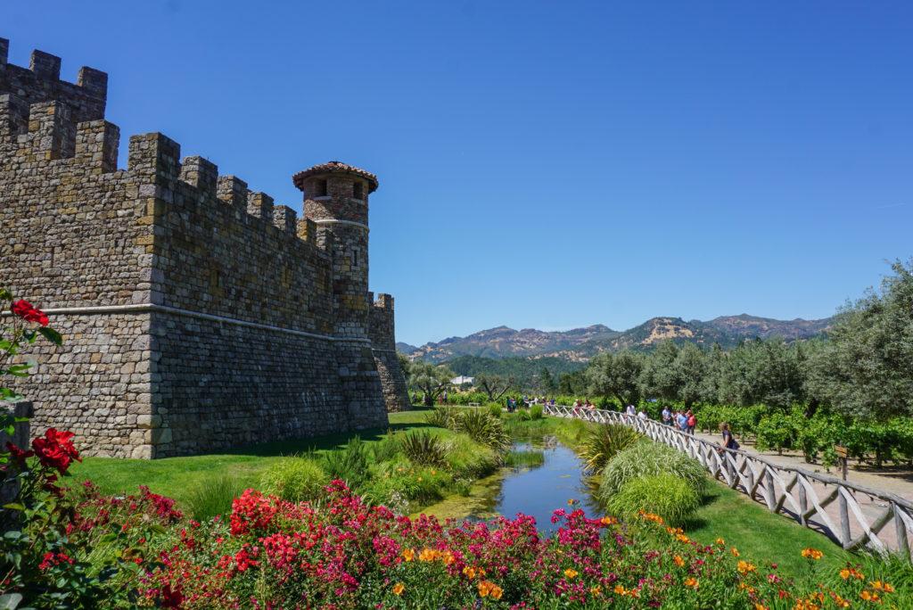 Castello di Amorosa Calistoga California
