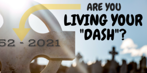 are you living your dash feature