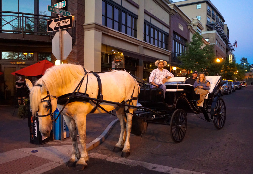 Cowboy Carriage in Bend