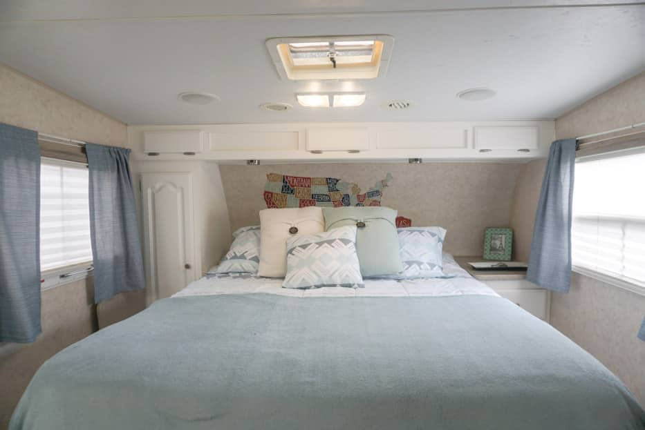 6 Quick & Easy Remodel Projects That Transformed Our RV Into a Home