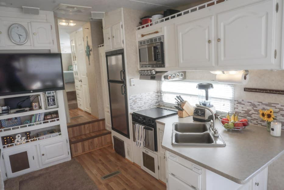 6 Quick Amp Easy Remodel Projects That Transformed Our Rv