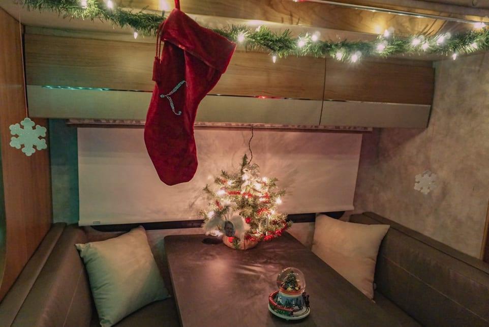 RV Christmas Tree