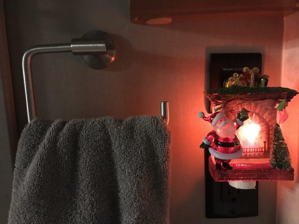 Christmas Decoration RV nightlight
