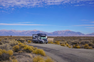 Free RV spot The Great Sand Dunes National Park