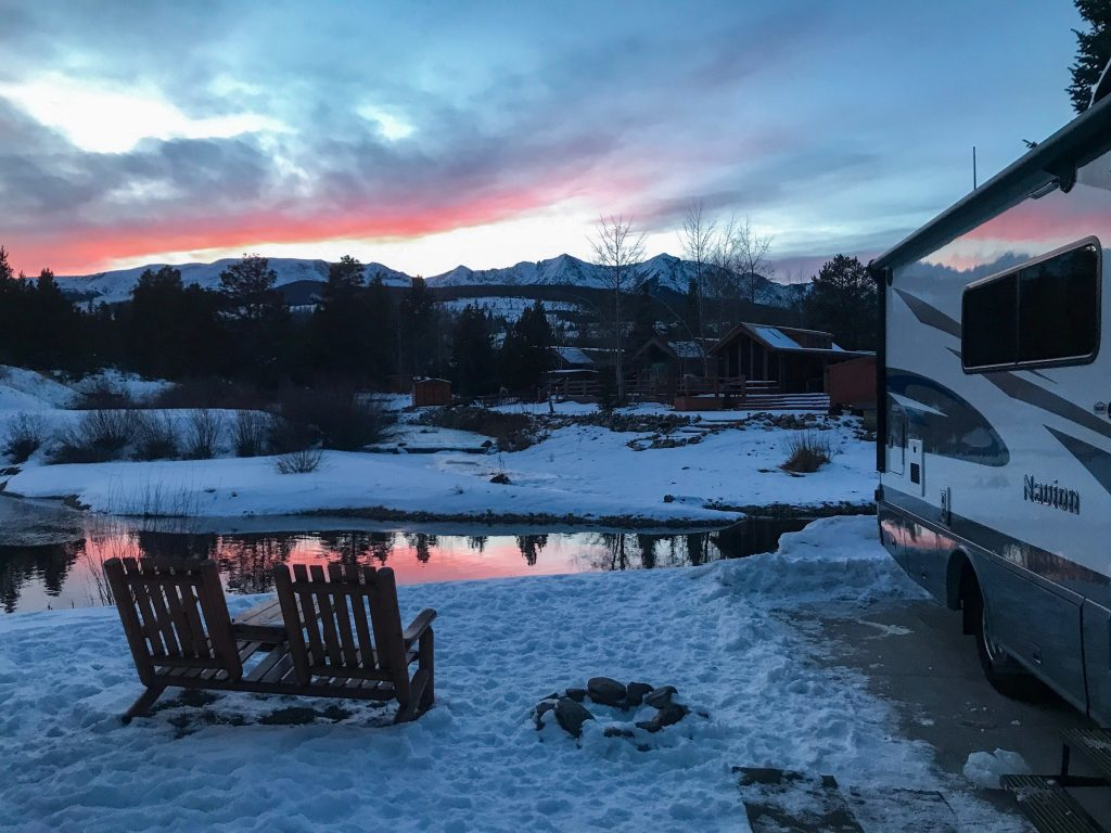 Ultimate Guide To Winter Rving Where To Go To Escape The