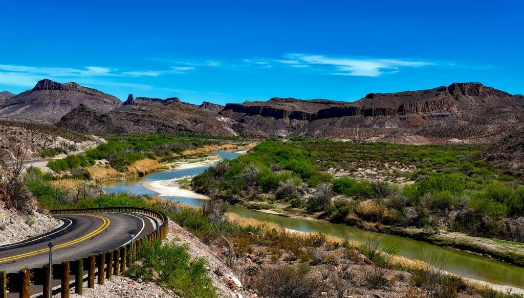 big bend national park and the rio grande river