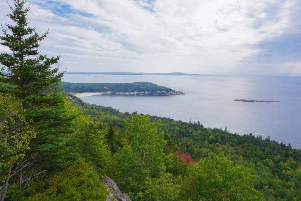 Gorham Mountain Acadia National Park