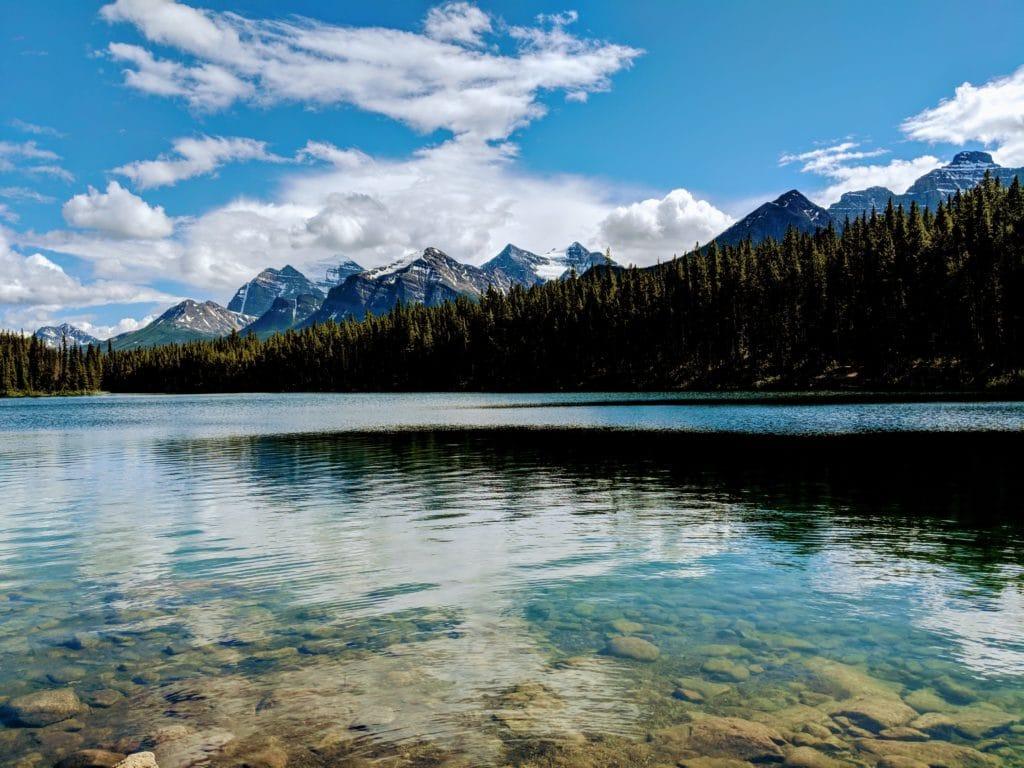Hector Lake Banff NP