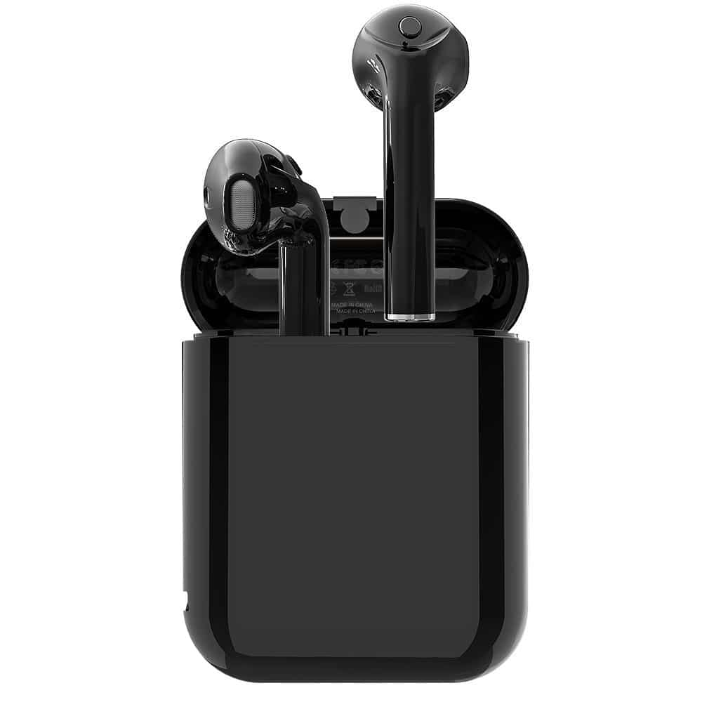 Stylish Bluetooth earbuds for travelers