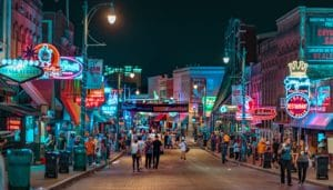 memphis happy camper bucket list