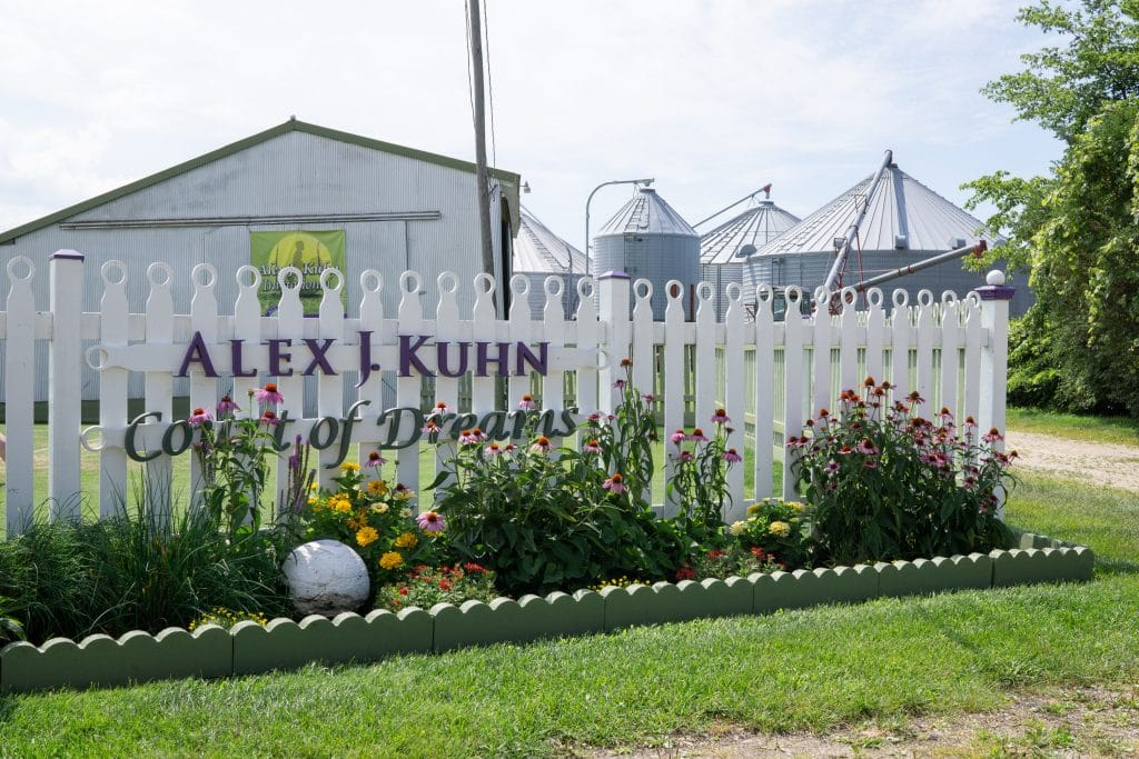 Alex Kuhn Court