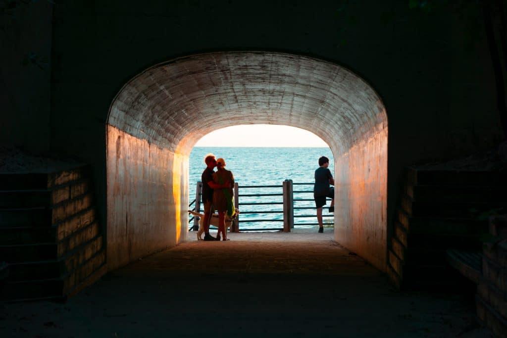 tunnel park holland michigan