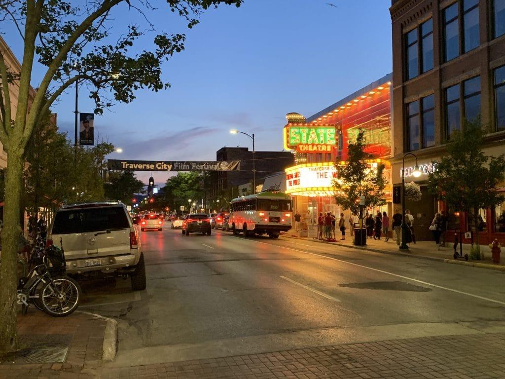 traverse city downtown