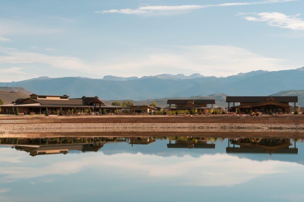 River Run RV Resort in Granby Colorado