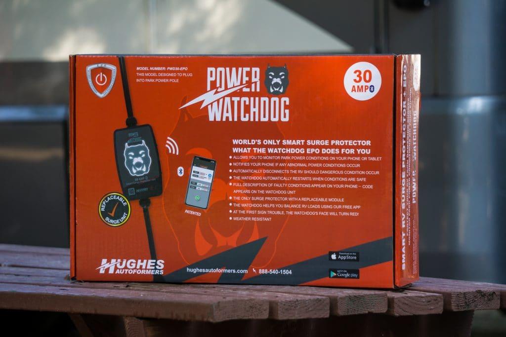 power watchdog 30 amp