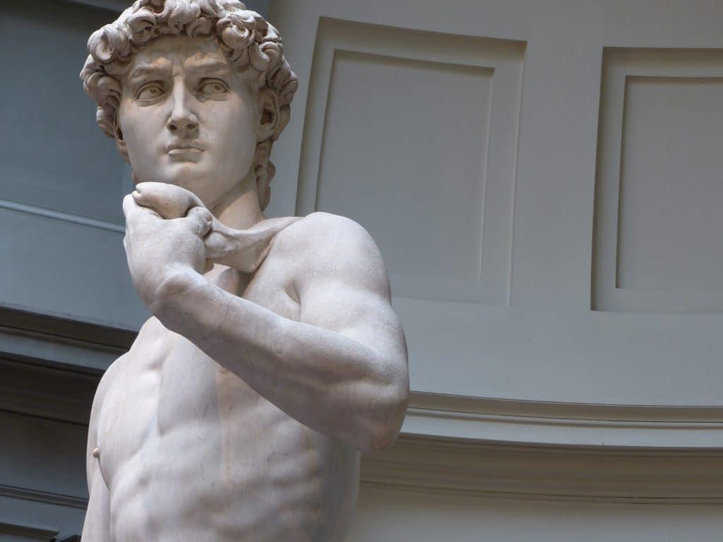 florence-david statue